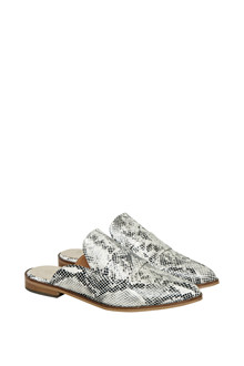 GESTUZ LINA SNAKE LOAFERS