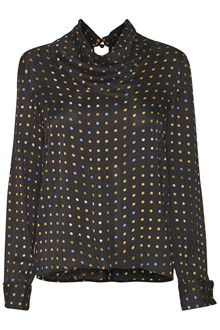 GESTUZ DOTS BLOUSE