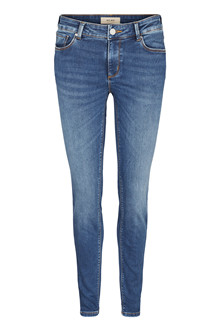MOS MOSH JADE COSY KNIT JEANS 126540