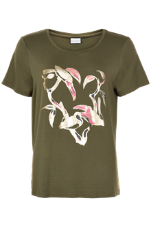 IN FRONT ANEMONE T-SHIRT 13074 A