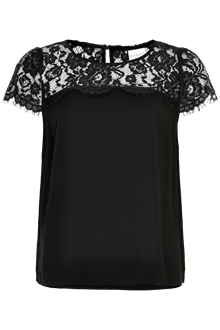 IN FRONT MOLLY SHORT BLOUSE 13202