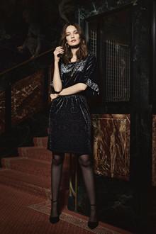 Fransa AMPRINT 1 DRESS 20605710