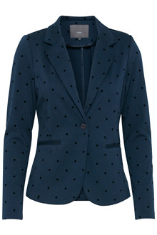 ICHI KATE DOT BLAZER