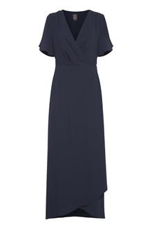 ICHI ZARUN DRESS 20106005 T