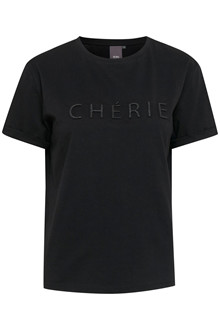 ICHI IHCHERIE T-SHIRT 20108107 10011