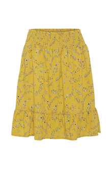BLEND SHE YELLOW R SKIRT 20202442