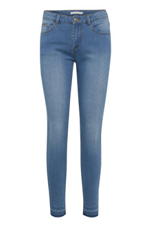 b.young LOLA LIKA CROPPED JEANS 20802039