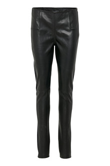 b.young ENNA PANTS - LEATHER STRETCH 20802429