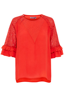 b.young HALICIO LACE BLOUSE 20803088