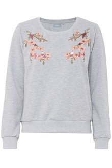 b.young TAMI FLOWER SWEAT 20803425