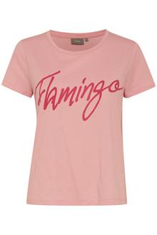 b.young TUTTAMI FLAMINGO T-SHIRT 20803919