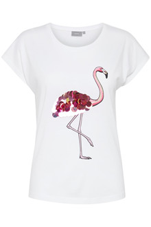 b.young TIANA FLAMINGO T-SHIRT 20803920