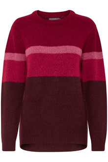 b.young MIRELLE STRIPE JUMPER 20804069