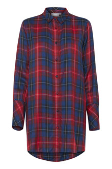 b.young HILMA 1 CHECK SHIRT 20804685