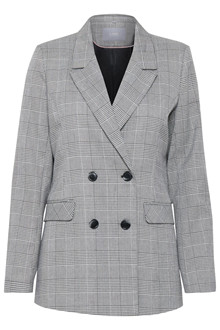 b.young DANTI CHECKED BLAZER 20804842