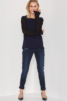Denim Hunter BETTY KNIT BLOUSE 10701707