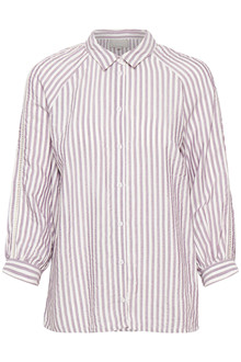 InWear ALMA STRIPED SKJORTE 30103822 S
