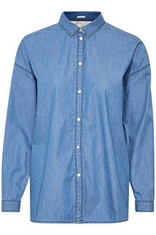 InWear DORTE CHAMBRAY SHIRT 30104109