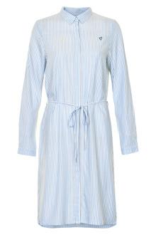 SOAKED IN LUXURY ZILVIA SHIRT DRESS