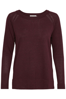 SOAKED IN LUXURY TUA O-NECK KNIT