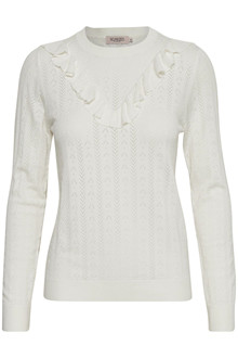 SOAKED IN LUXURY FRANCESCA PULLOVER BW