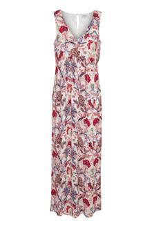 SOAKED IN LUXURY SORREL MAXI DRESS 30402731