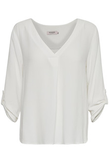 SOAKED IN LUXURY KAROLINE 3/4 BLUSE