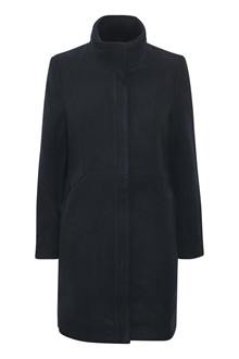 SOAKED IN LUXURY SL STOCKHOLM COAT 30403036 N