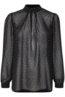SOAKED IN LUXURY AGGIE DOT TOP 30403255
