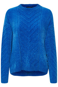 SOAKED IN LUXURY CAMILLA CABLE PULLOVER 30403278