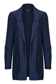 SOAKED IN LUXURY RILEY JERSEY BLAZER 30403301