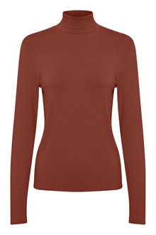 SOAKED IN LUXURY HANADI ROLLNECK BLUSE 30403340