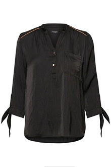 SOAKED IN LUXURY MILENA SHIRT 30403384