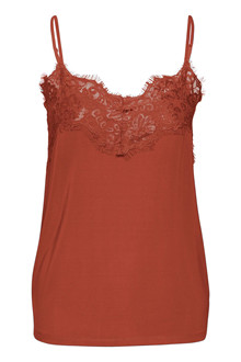 SOAKED IN LUXURY CLARA SINGLET TOP 30403547 CB