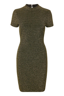 SOAKED IN LUXURY COOPER DRESS 30403558 G