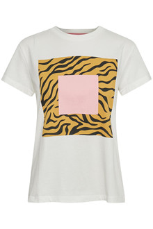 SOAKED IN LUXURY SQUARE TEE 30403761