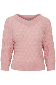 SOAKED IN LUXURY MAGNOLIA 3/4 PULLOVER 30403803 P