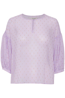 SOAKED IN LUXURY NARNIA 3/4 BLUSE 30403884 L