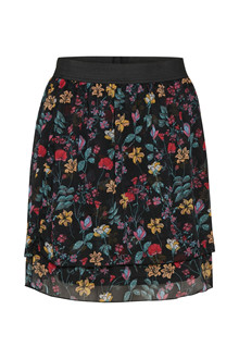 SOAKED IN LUXURY SX MOLISE SKIRT 30403899