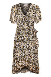 SOAKED IN LUXURY SL LONA UNA DRESS 30404005