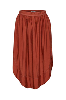 SOAKED IN LUXURY SL CAIRO SKIRT 30404088 C