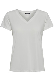 SOAKED IN LUXURY SL COLUMBINE V-NECK T-SHIRT 30404284