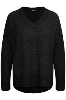 SOAKED IN LUXURY ANGEL V-NECK PULLOVER 30404300