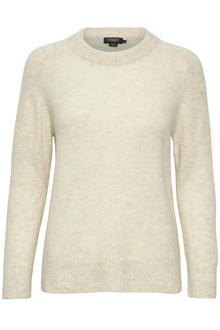 SOAKED IN LUXURY SL ANGEL CREW-NECK PULLOVER 30404301 A