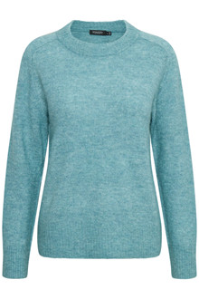 SOAKED IN LUXURY ANGEL CREW-NECK PULLOVER 30404301 S