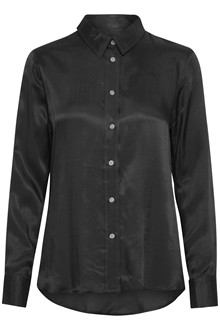 SOAKED IN LUXURY SL JEANETTE SHIRT 30404347 B