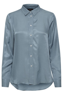 SOAKED IN LUXURY SL JEANETTE SHIRT 30404347 S