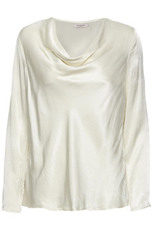 SOAKED IN LUXURY SL EDITA BLOUSE 30404401