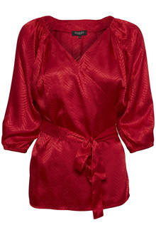 SOAKED IN LUXURY SXJYTTE BLUSE 30404513