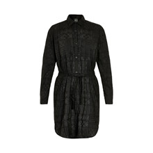 SIX AMES VIOLETTA SHIRT DRESS
